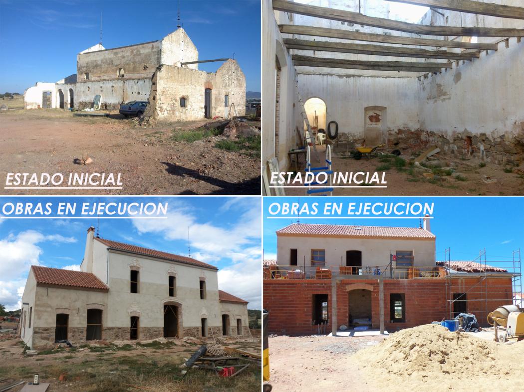 En colaboracion con el Arquitecto Julian Gutierrez Clemente